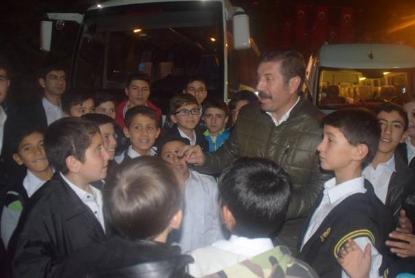 İstanbul Tarih Kültür Sanat Programı Başladı (3)