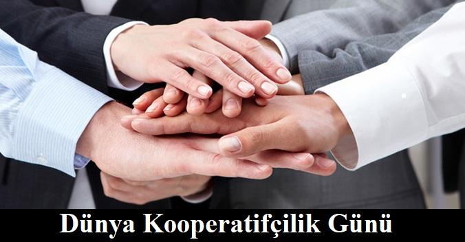 Dünya Kooperatifçilik Günü